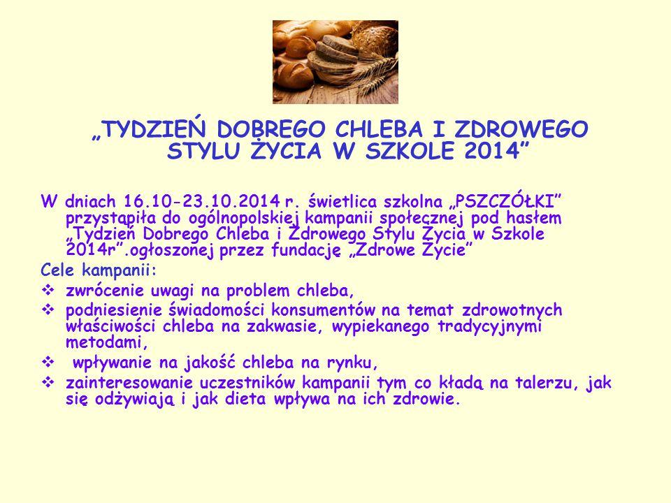 W dniach 16.10-23.10.2014 r.