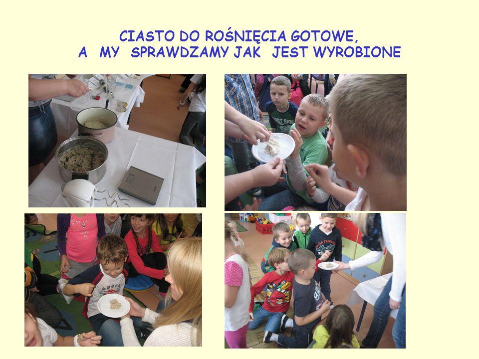 CIASTO DO ROŚNIĘCIA GOTOWE, A MY SPRAWDZAMY JAK JEST WYROBIONE