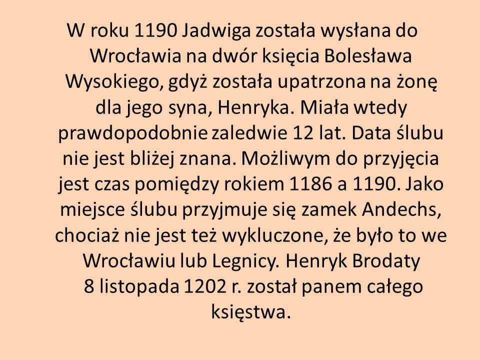 Na dworze wrocławskim powszechne były zwyczaje i język polski.
