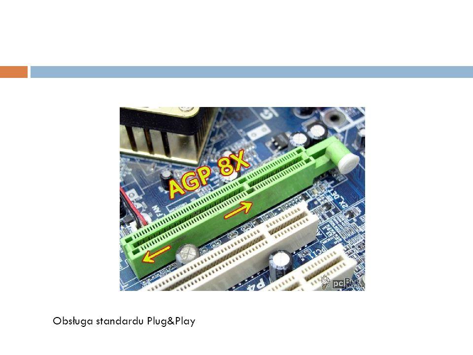 Obsługa standardu Plug&Play