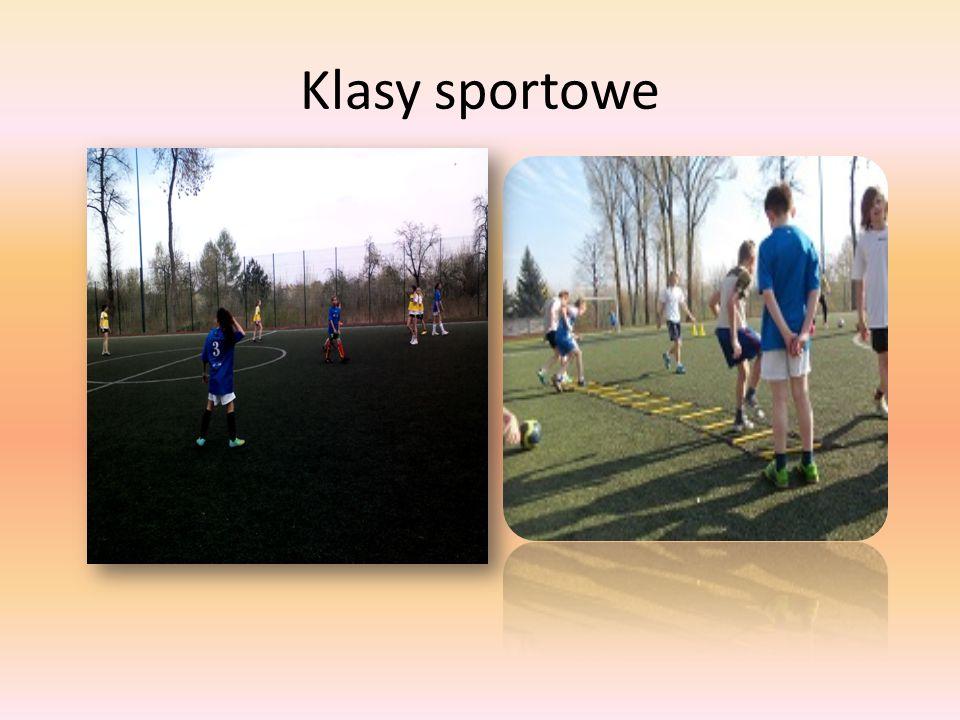 Klasy sportowe