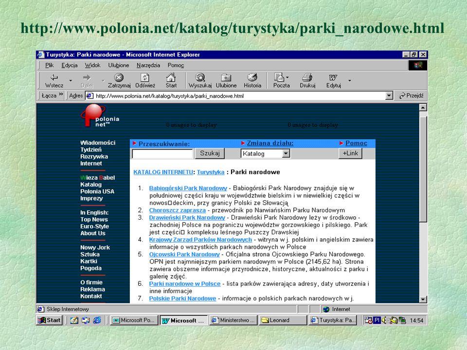 http://www.polonia.net/katalog/turystyka/parki_narodowe.html