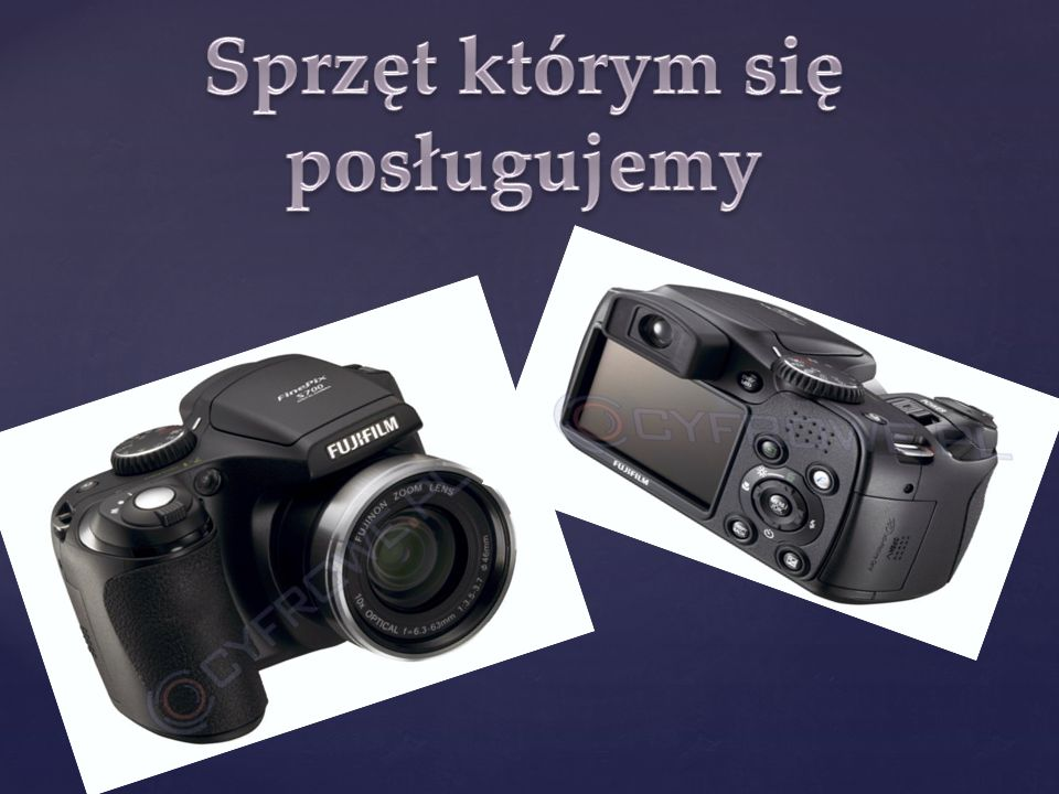 Fujifilm Holdings Corporation - to japońska firma znana przede wszystkim z produkcji filmów do aparatów fotograficznych oraz samych aparatów.