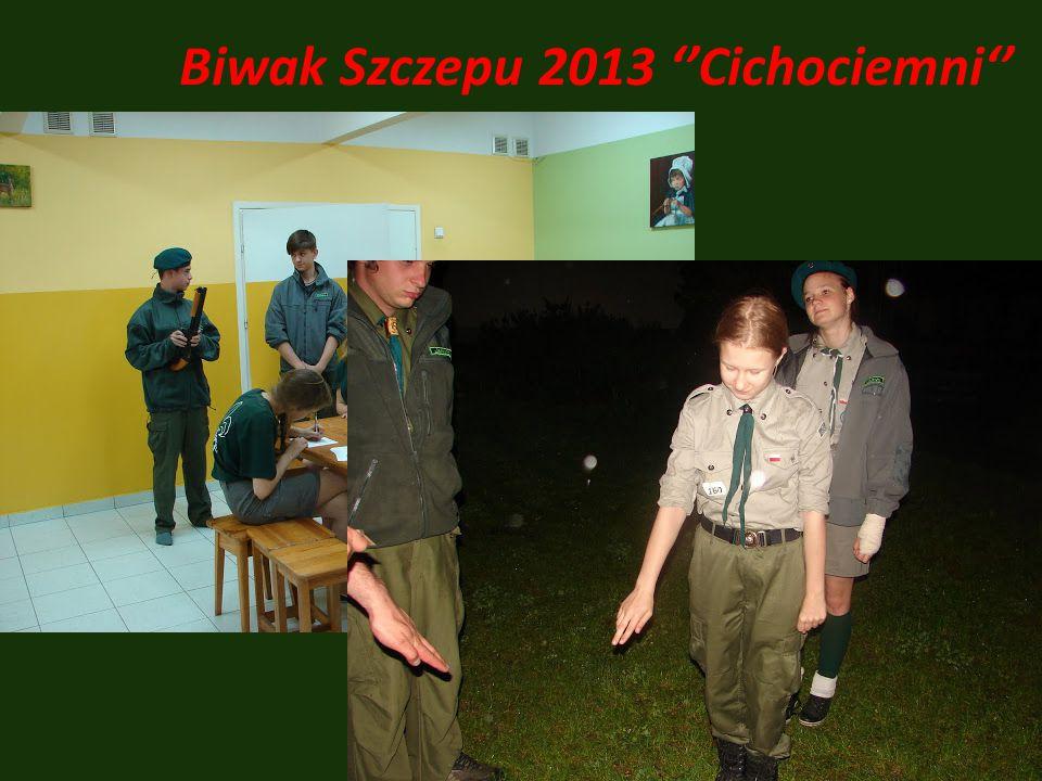 Biwak Szczepu 2013 ''Cichociemni''