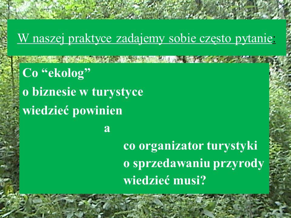 """ZADANIE 1: Portal """"Natura 2000 a turystyka – ciągła weryfikacja, aktualizacja oraz rozbudowa"""