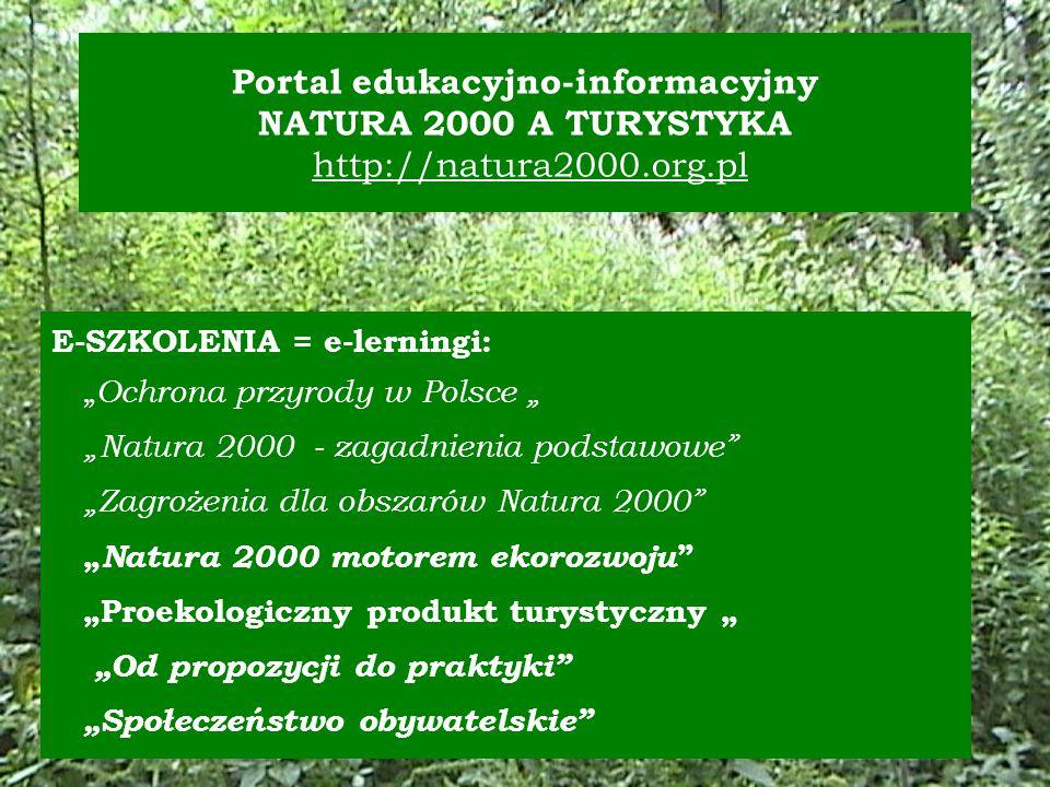 Tematy: Produkt turystyczny na bazie Natura 2000, Promocja proekologicznych form turystyki realizowanych na obszarach Natura 2000, Szanse i bariery rozwoju turystyki zrównoważonej.
