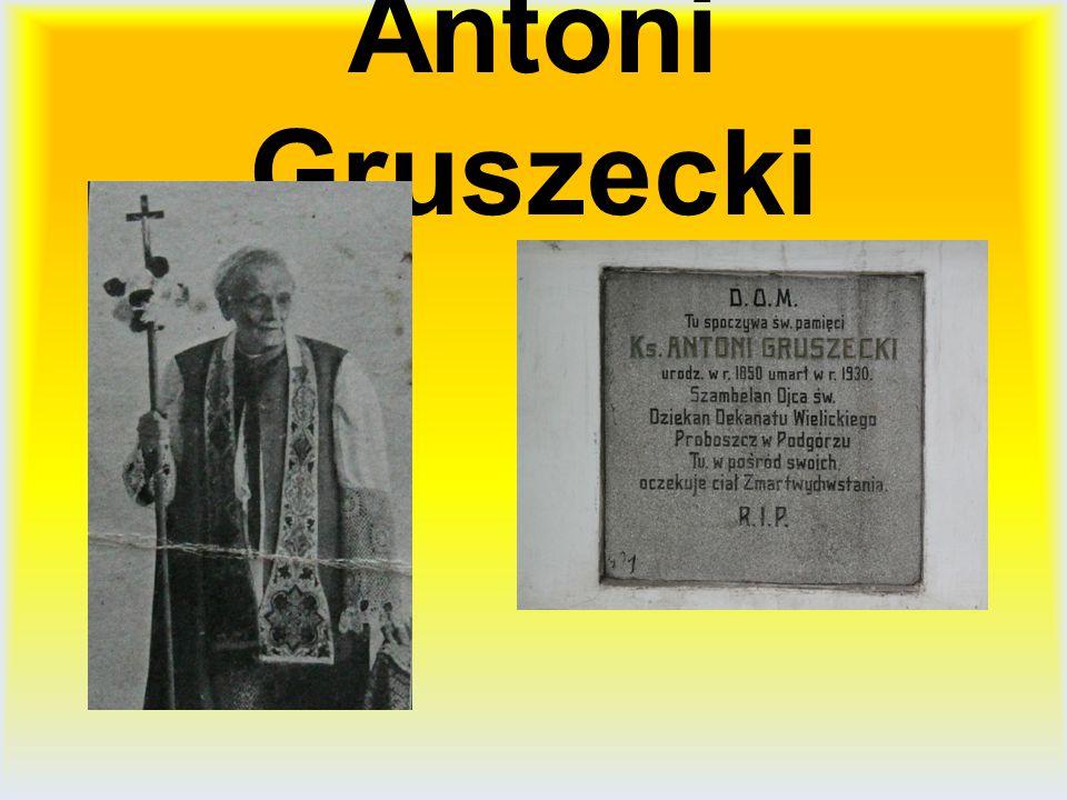 Antoni Gruszecki