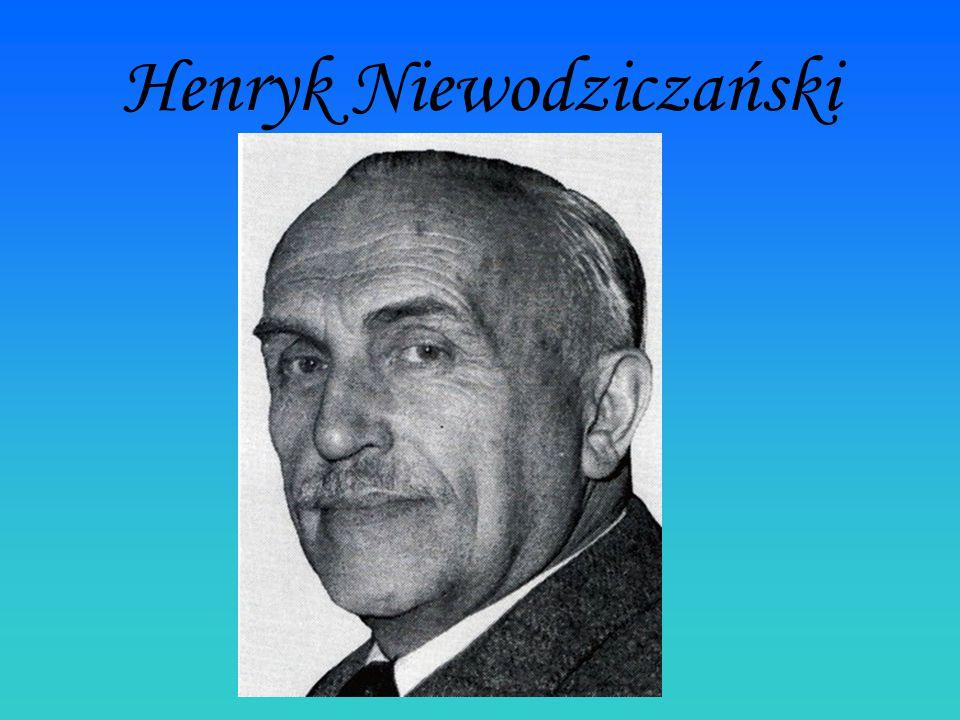 Henryk Niewodziczański