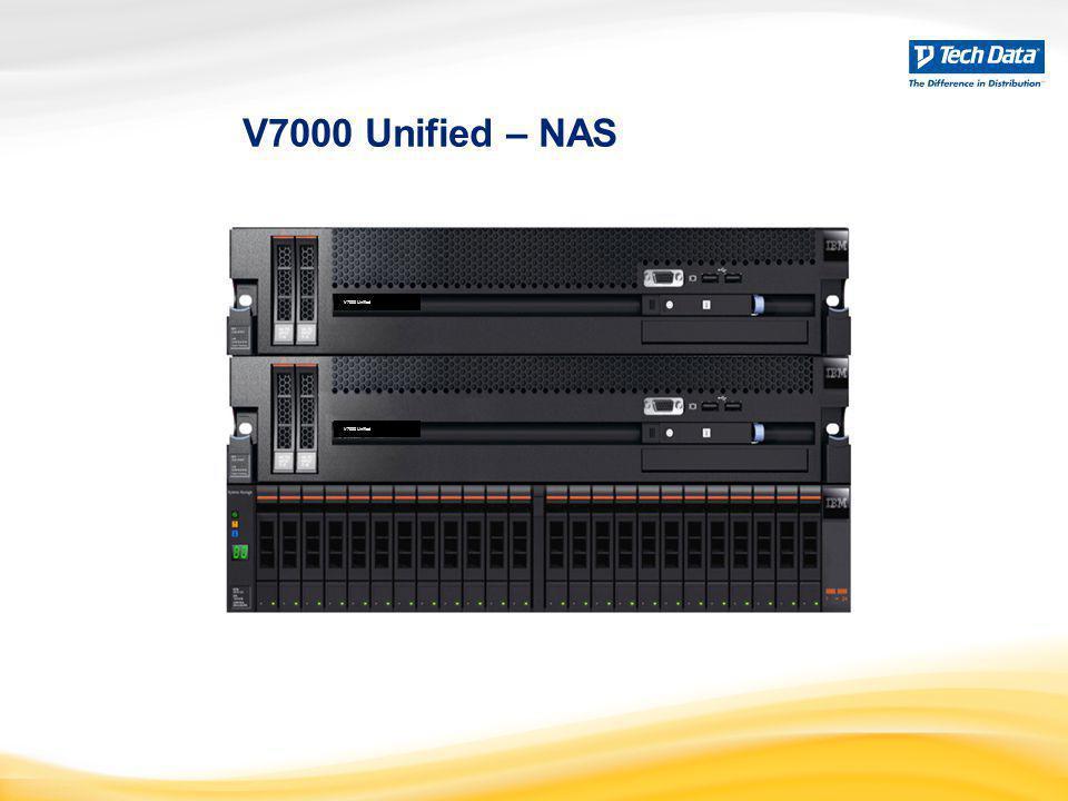 V7000 Unified – NAS V7000 Unified