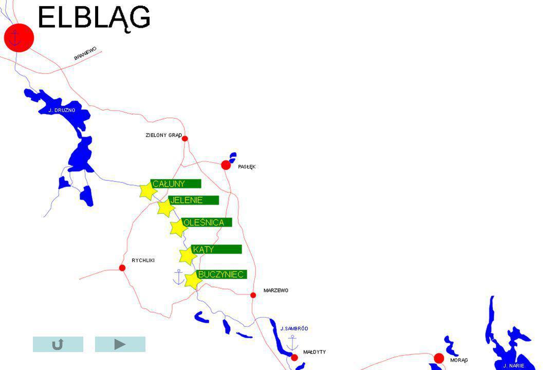 to najdłuższy żeglowny kanał w Polsce, na terenie województwa warmińsko-mazurskiego. Zbudowany został w latach 1845÷1860. Projektantem i realizatorem