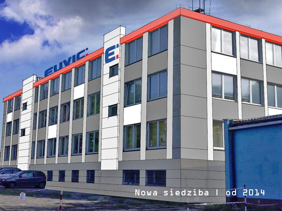 4 Nowa siedziba | od 2014