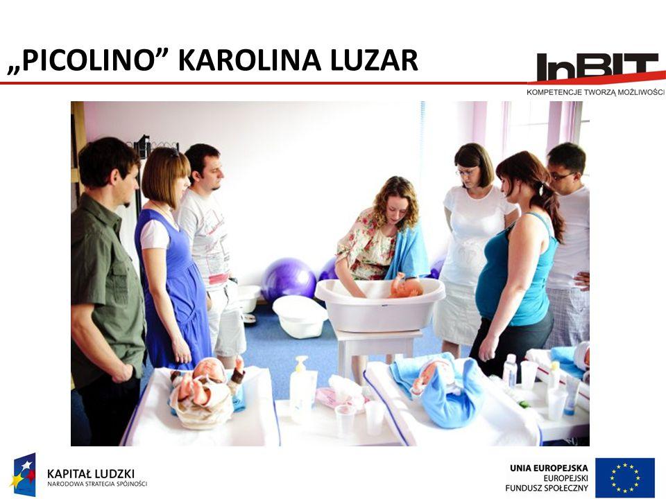 """""""PICOLINO"""" KAROLINA LUZAR"""