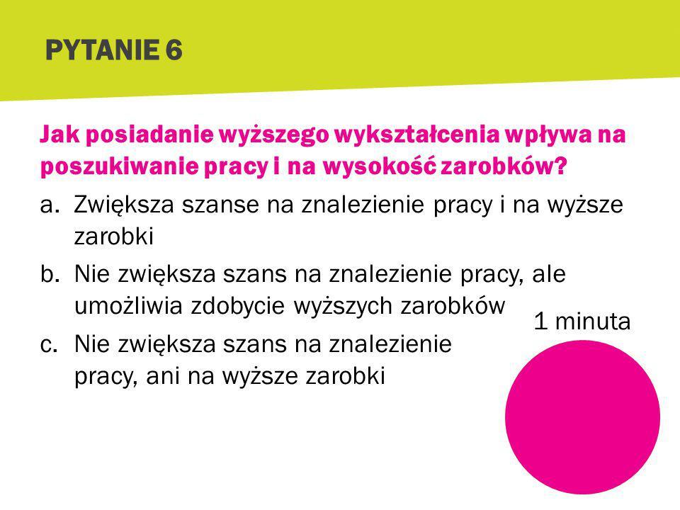 PYTANIE 5 Tymczasem praca w firmach informatycznych, oprócz wysokich zarobków, kusi również bardzo wygodnymi warunkami pracy… Tak wygląda biuro Microsoft w Warszawie.