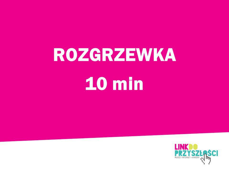"""Rozgrzewka (10 min.) Profesjonalista – prezentacja (20 min.) Profesjonalista – pytania (15 min.) Quiz wiedzy o rynku pracy (15 min.) """"Twój potencjał (5 min.) Podsumowanie Zainspirowało mnie… i ankiety (20 min.) NA DZISIEJSZE SPOTKANIE MAMY ZAREZERWOWANY CZAS DO ……………"""