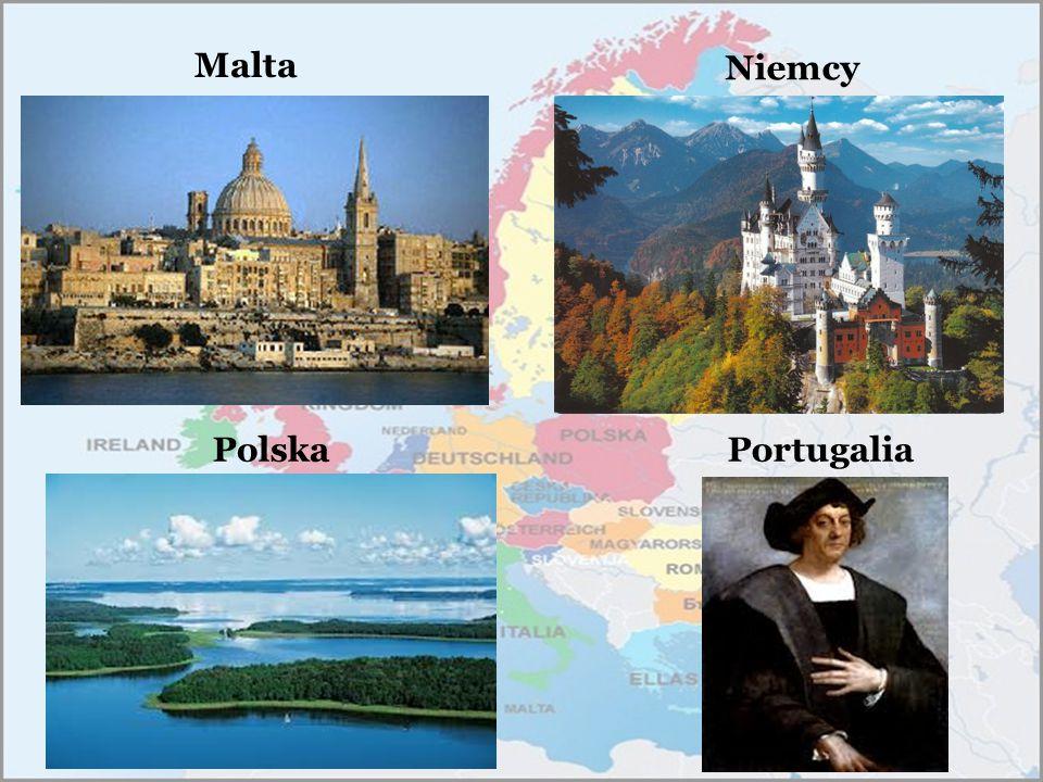 Malta Polska Niemcy Portugalia