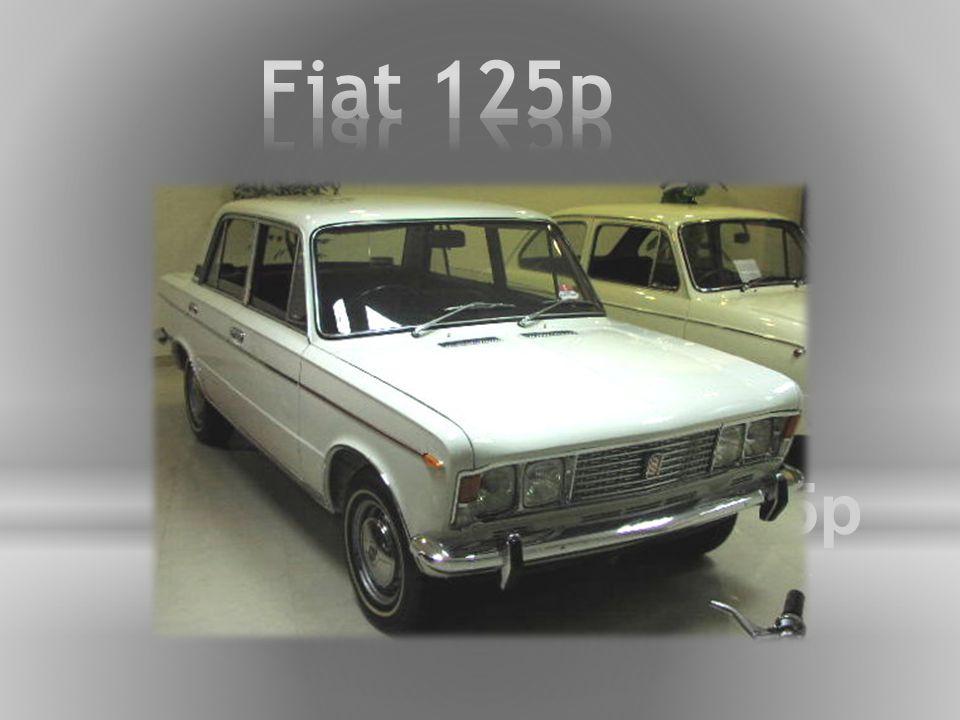* Fiat 125p