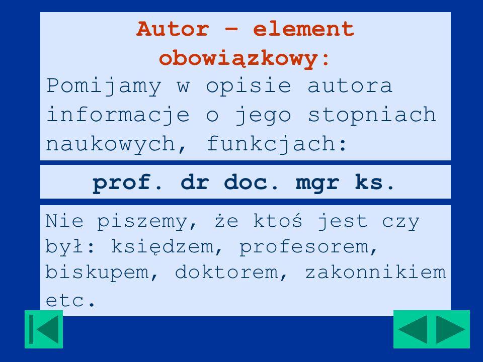 Opis bibliograficzny wywiadu (w czasopiśmie): Kuczok Wojciech: Jestem bardzo pokrzywiony.