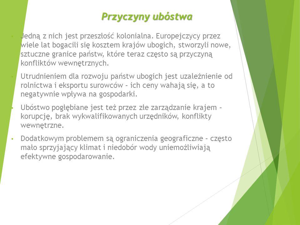 Istnieje coraz więcej polskich organizacji pozarządowych, które pracują w krajach uboższych świadcząc pomoc humanitarną lub rozwojową.