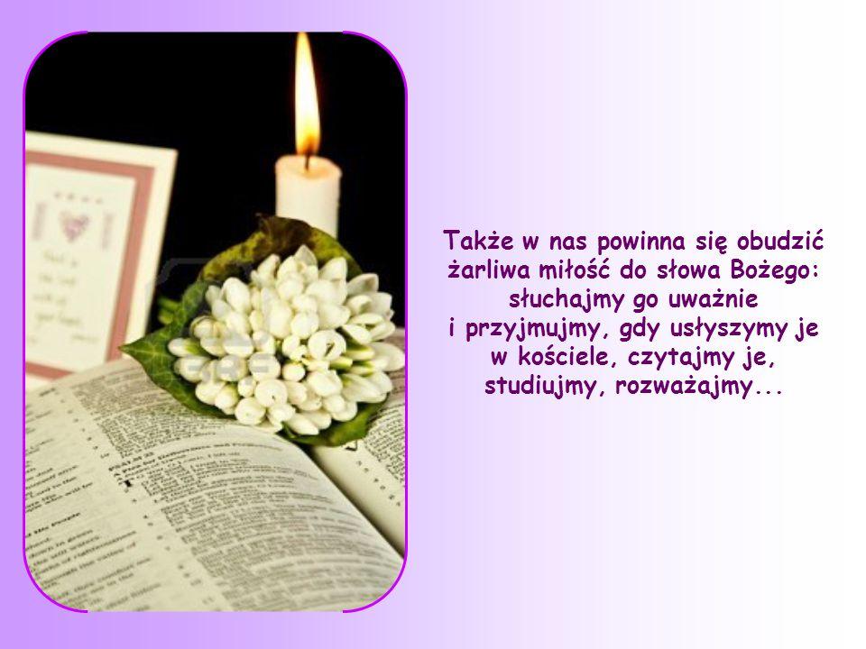 W okresie Wielkiego Postu, w którym przygotowujemy się do wielkiego święta Zmartwychwstania, powinniśmy naprawdę zapisać się do szkoły jedynego Nauczyciela i zostać Jego uczniami.