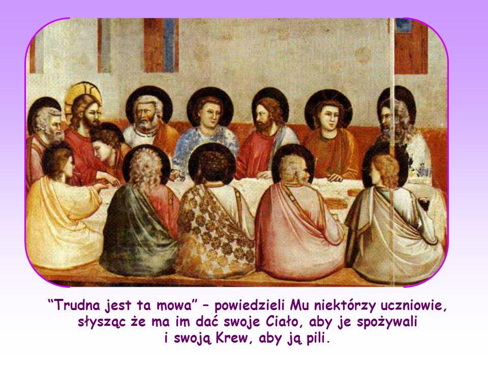 Ze swymi Apostołami wnika jeszcze głębiej – mówi im otwarcie o Ojcu i sprawach Nieba, nie posługując się przypowieściami.