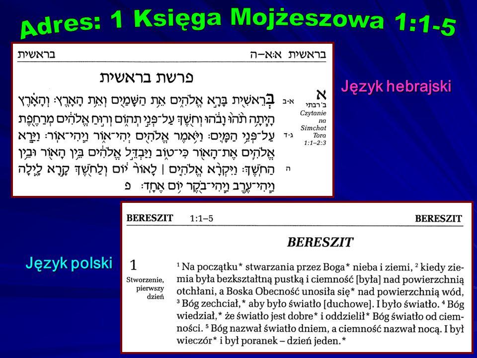 Jahwe Biblia została napisana w językach hebrajskim, aramejskim i greckim. ihwhy