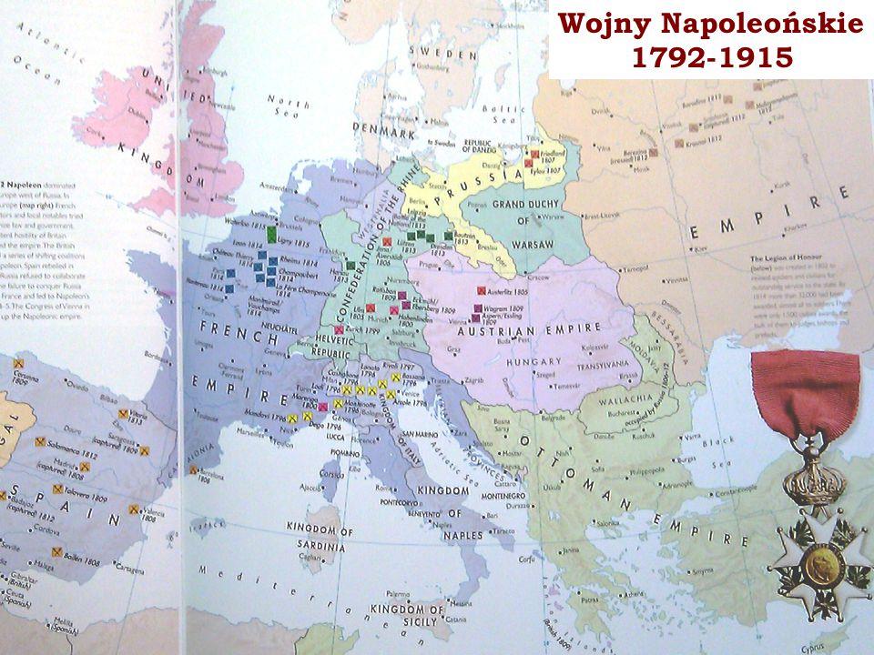 WYŻSZA SZKOŁA INFORMATYKI I ZARZĄDZANIA z siedzibą w Rzeszowie 11 piątek, 12 grudnia 2014piątek, 12 grudnia 2014piątek, 12 grudnia 2014piątek, 12 grudnia 2014 Rzeszów Wojny Napoleońskie 1792-1915