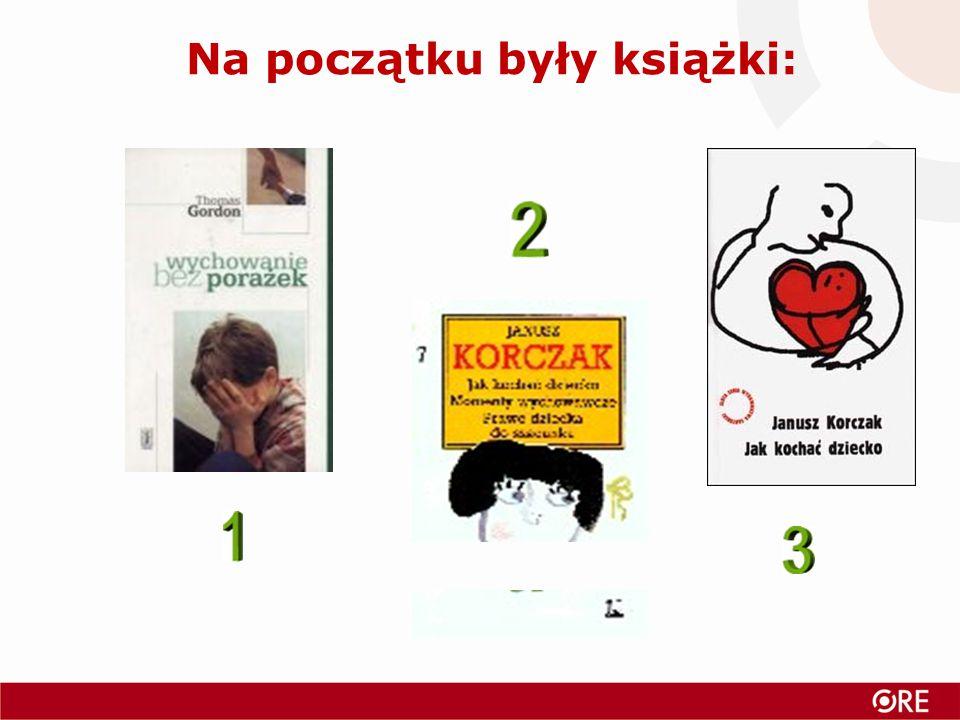 Na początku były książki:
