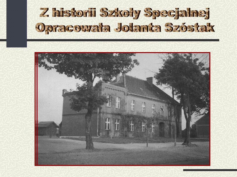Publiczna Szkoła Powszechna Nr 6 /Specjalna/