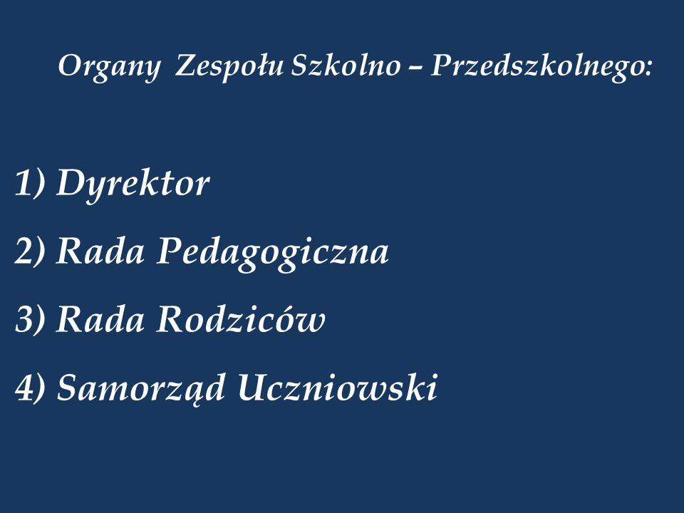 Funkcję Dyrektora w latach 1989– 2011 pełniła Pani mgr Józefa Brania Od 2011 roku Dyrektorem jest Pani mgr Maria Mróz
