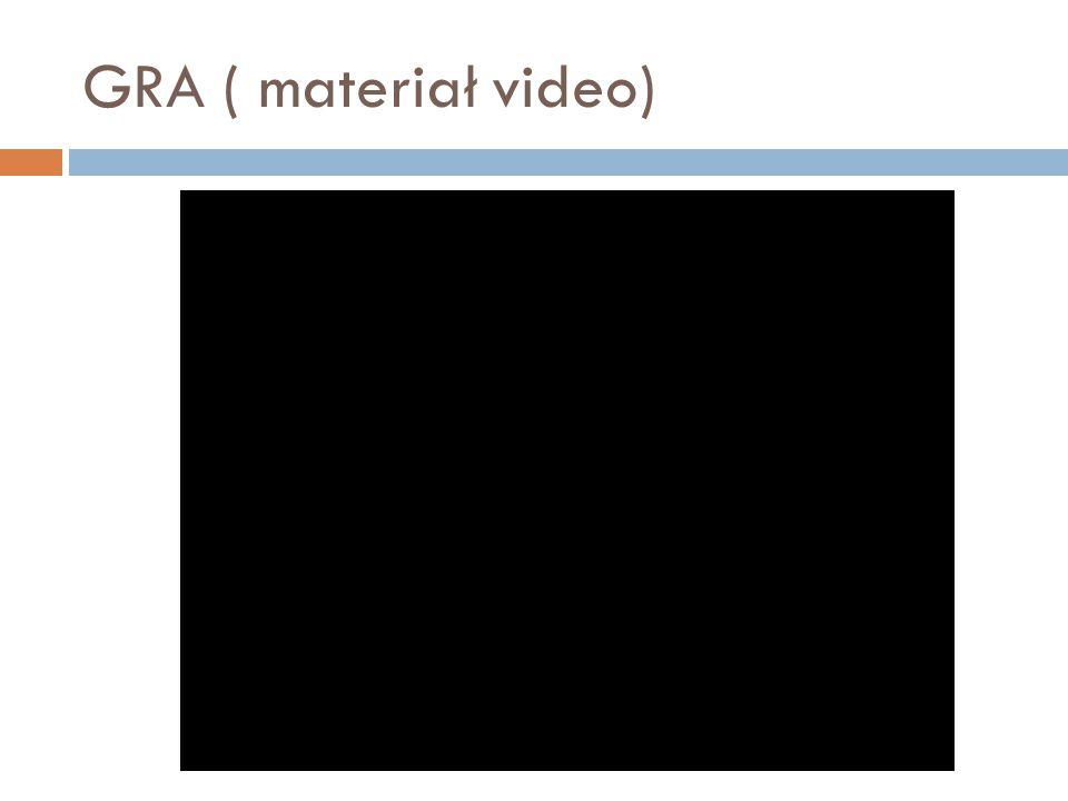 GRA ( materiał video)
