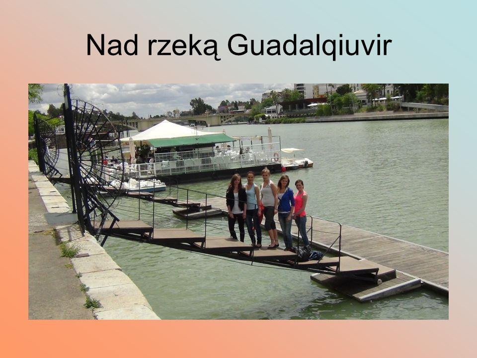 Nad rzeką Guadalqiuvir