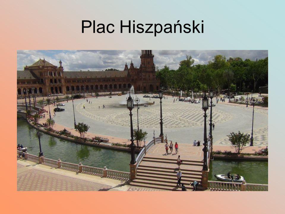 Plac Hiszpański