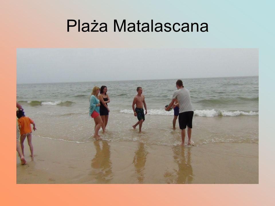 Plaża Matalascana