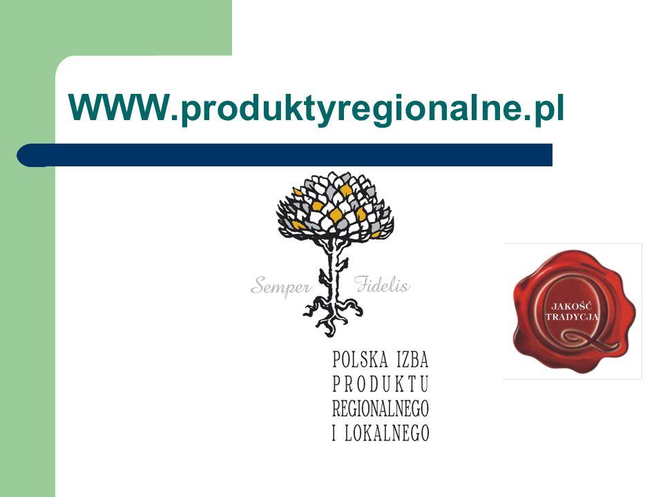 WWW.produktyregionalne.pl