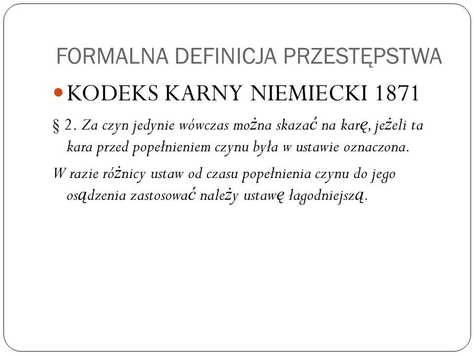 """SPOSOBY OKREŚLANIA KAR KARY NIEOKRE Ś LONE BEZWZGL Ę DNIE KARY ARBITRALNE, DECYDUJE S Ę DZIA (THERESIANA 1768) KARY OKRE Ś LONE BEZWZGL Ę DNIE AUTOMATYZM KARY, BRAK JAKIEGOKOLWIEK WYBORU (LANDRECHT PRUSKI 1794) KARY WZGL Ę DNIE OKRE Ś LONE """"WIDEŁKI (Józefina 1787, Kodeks Napoleona 1810)"""