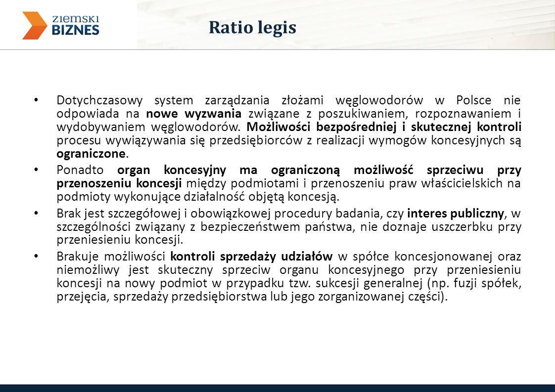 Dotychczasowy system zarządzania złożami węglowodorów w Polsce nie odpowiada na nowe wyzwania związane z poszukiwaniem, rozpoznawaniem i wydobywaniem węglowodorów.