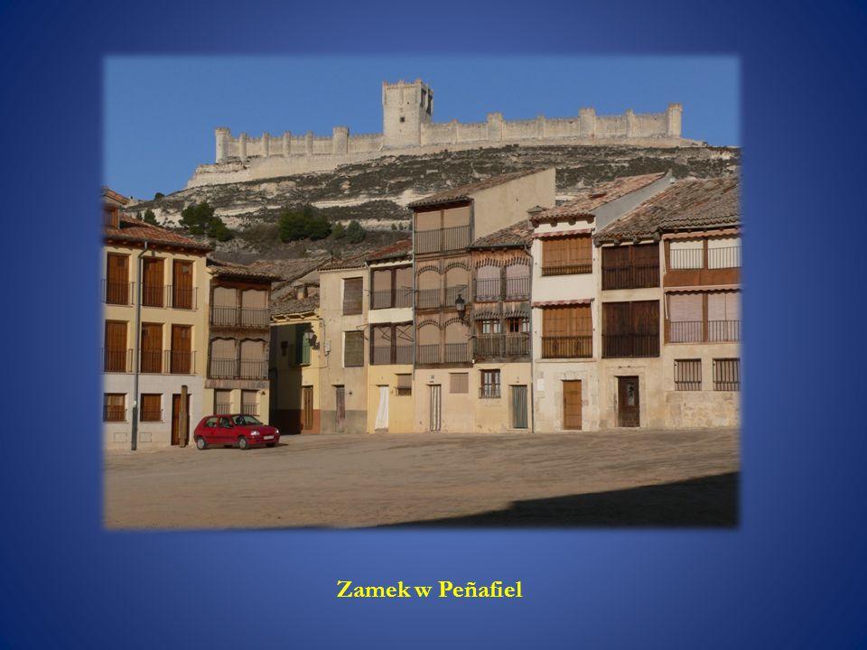 Zamek w Peñafiel