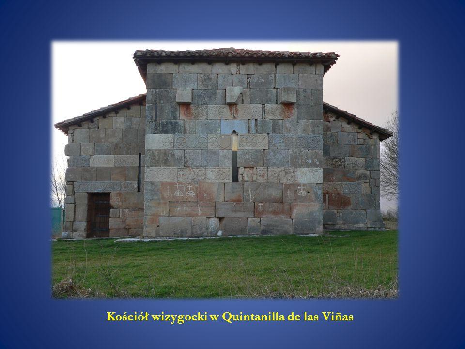 Kościół wizygocki w Quintanilla de las Viñas