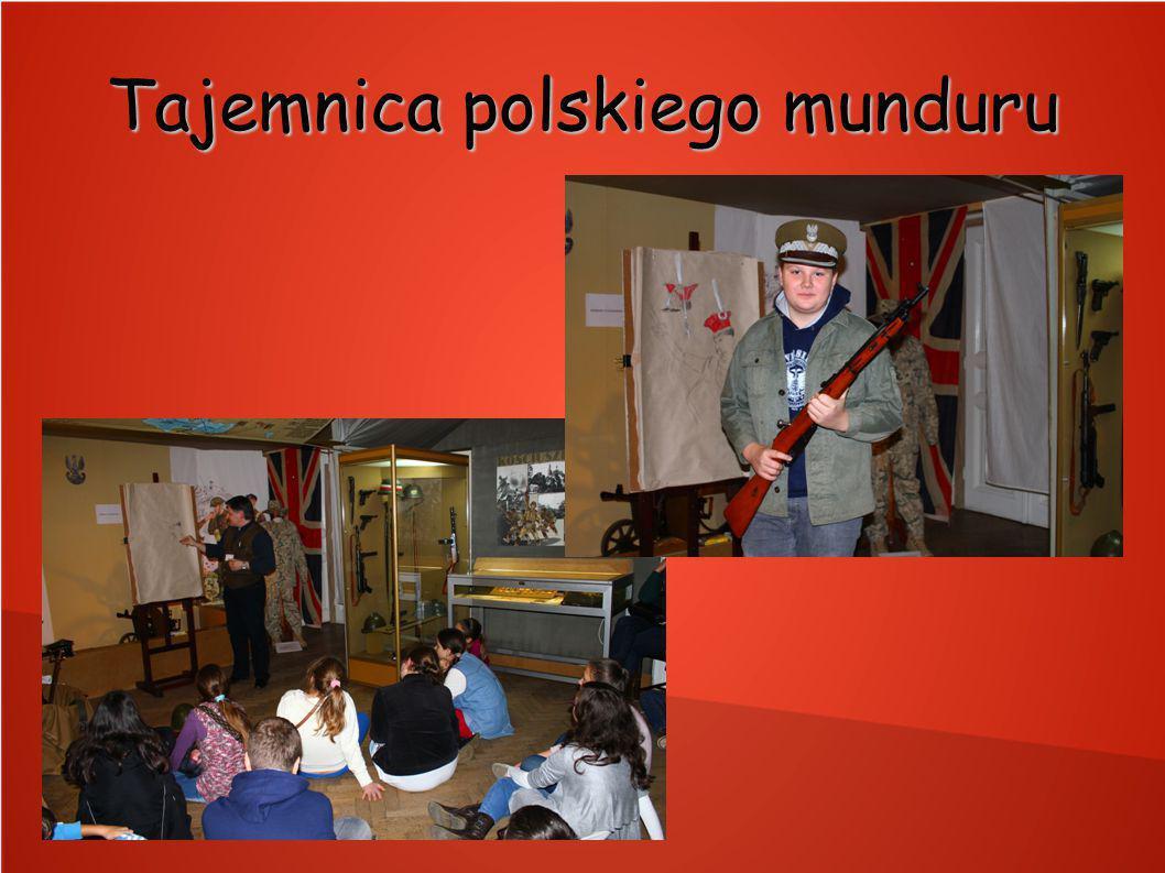Tajemnica polskiego munduru