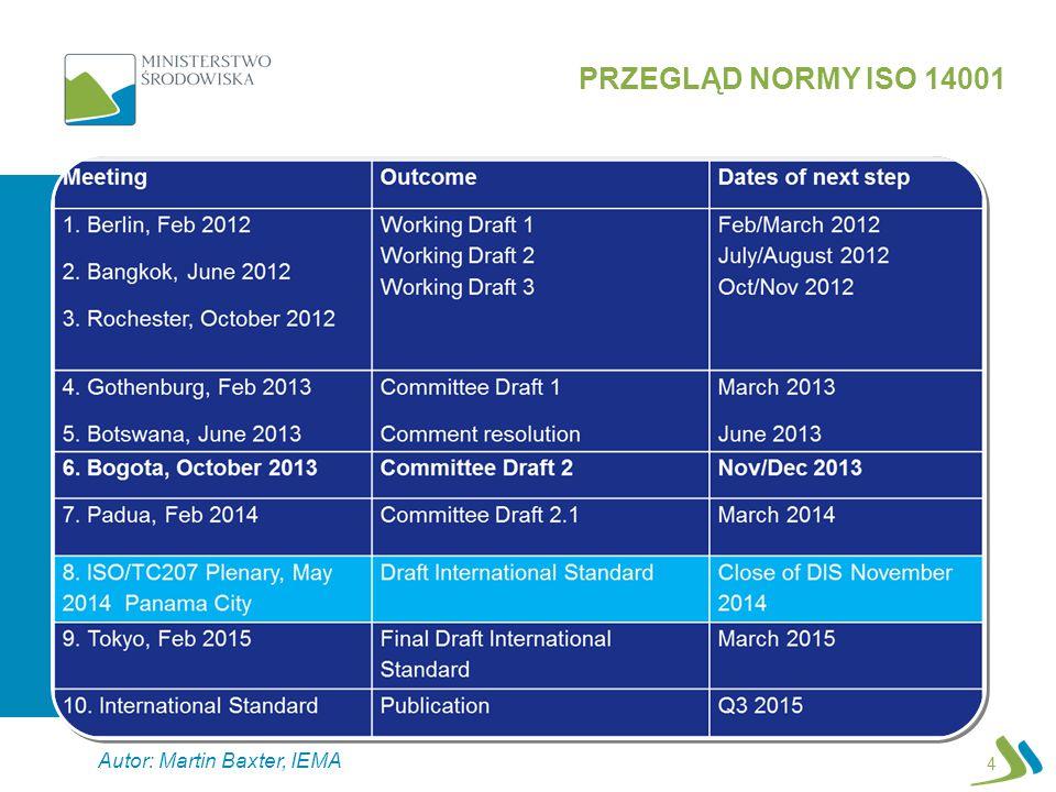 5 Artykuł 48 rozporządzenia (WE) 1221/2009 Zmiana załączników 1.