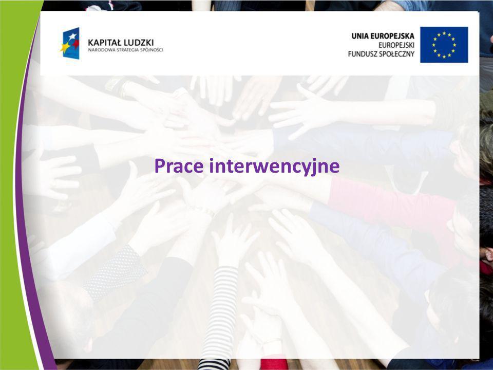 Prace interwencyjne