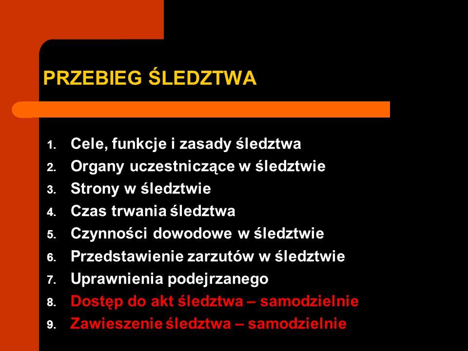 4.CZAS TRWANIA ŚLEDZTWA (art.