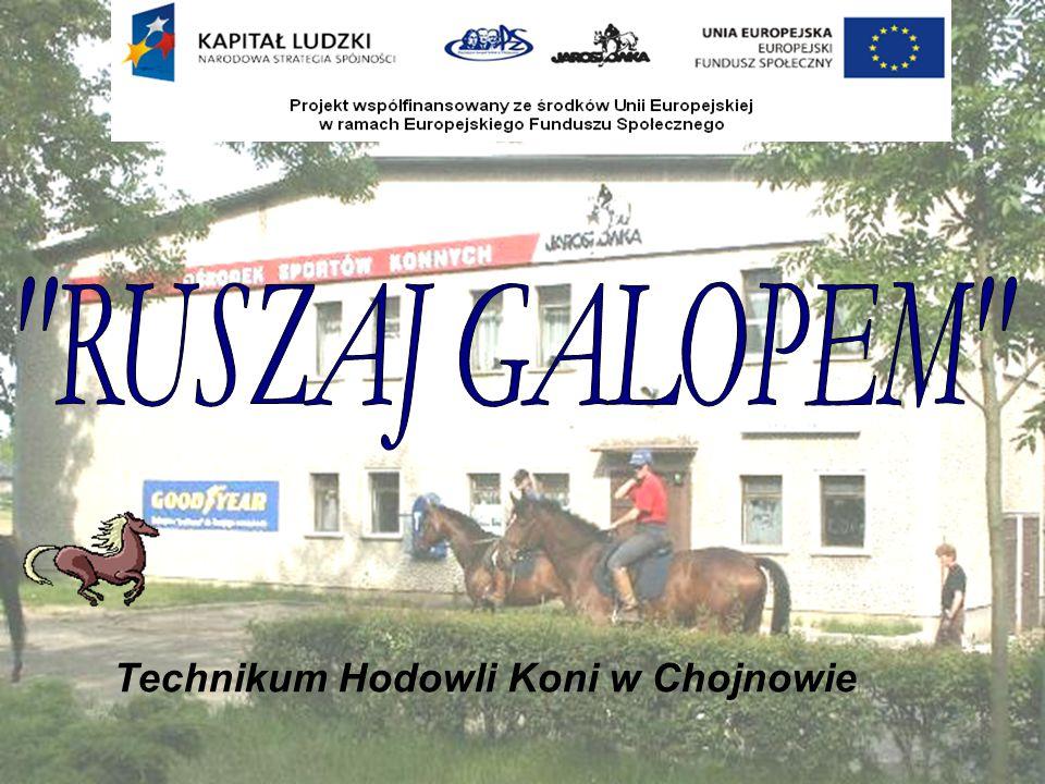 Technikum Hodowli Koni w Chojnowie