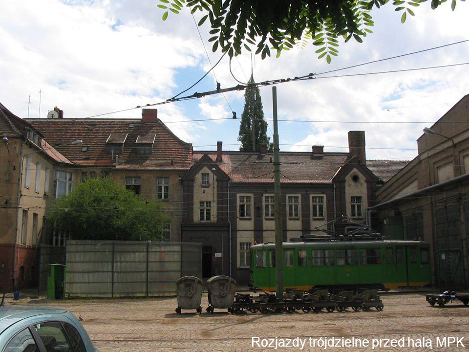 Lokalizacja parku widok na ul. Sienkiewicza