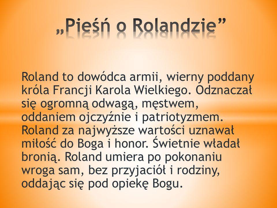 Żołnierz – ideał: Andrzej Kmicic jest żołnierzem, ale skory jest też do miłości.