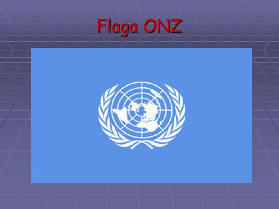 Organy ONZ  Zgromadzenie Ogólne - organ, w którym zasiadają przedstawiciele wszystkich państw.