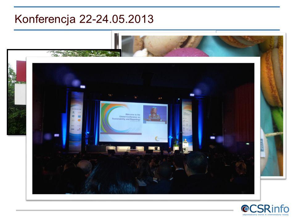 Konferencja 22-24.05.2013