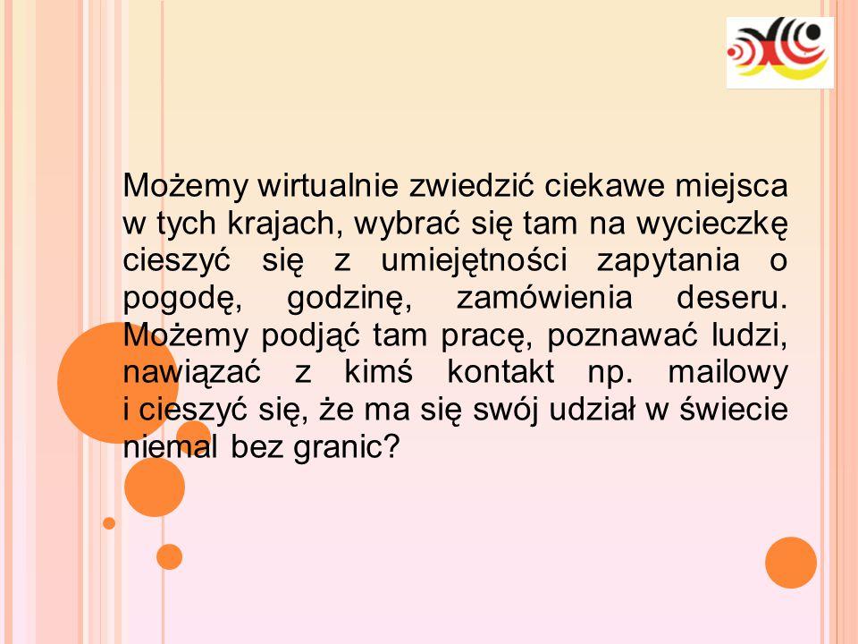 10-1-25 Mit jeder Sprache bist du ein neuer Mensch – Każdy poznany język sprawia, że stajesz się nowym człowiekiem.