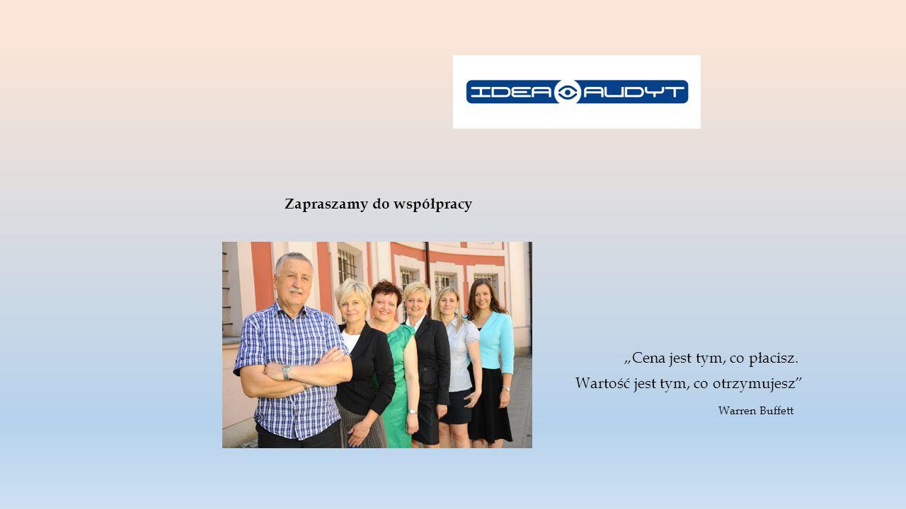 Zapraszamy do współpracy www.ideaaudyt.pl