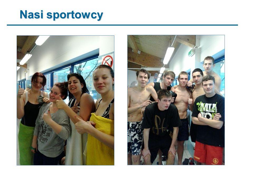 Nasi sportowcy